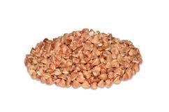 Buckwheat groats Stock Photography
