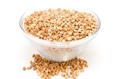 Buckwheat groats Stock Image