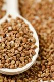 Buckwheat groats Royalty Free Stock Photography