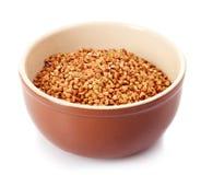 Buckwheat isolated Stock Images