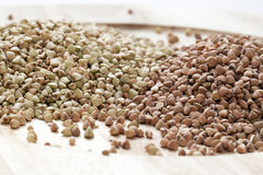 Buckwheat Kasha Royalty Free Stock Image