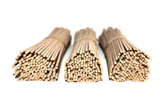 Buckwheat noodles Royalty Free Stock Images