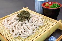 Buckwheat noodles, Soba Stock Photos