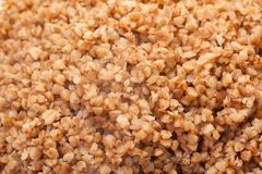 Buckwheat pattern Stock Image