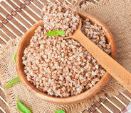 Buckwheat porridge Royalty Free Stock Images