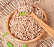 Buckwheat porridge Royalty Free Stock Images