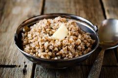 Buckwheat porridge Royalty Free Stock Photos