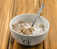 Buckwheat porridge Royalty Free Stock Photo