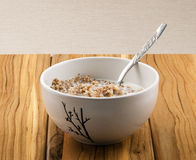 Buckwheat porridge Stock Photos
