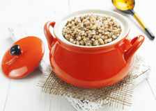 Buckwheat porridge Royalty Free Stock Photography