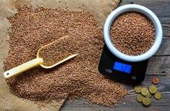 Buckwheat, purchase Stock Photography