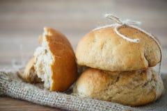 Buckwheat scones Stock Photography