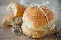Buckwheat scones Stock Photos