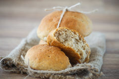 Buckwheat scones Stock Photography