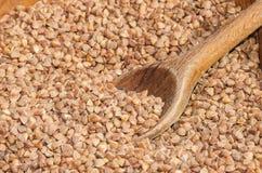 Buckwheat seeds Royalty Free Stock Image