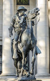 Bucky μνημείο Prescott Αριζόνα Ο ` Neill Στοκ φωτογραφία με δικαίωμα ελεύθερης χρήσης