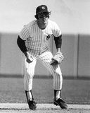 Bucky Dent, New York Yankees, solides solubles Photo libre de droits