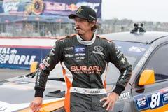 Bucky Lasek rally driver Stock Image