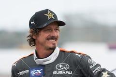 Bucky Lasek rally driver Stock Photos