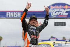 Bucky Lasek rally driver Stock Images