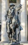 Bucky O ` Neill pomnikowy prescott Arizona fotografia royalty free