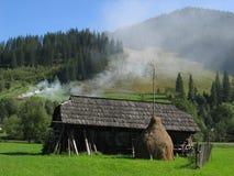 Bucovina dream. A beautiful landscape from Bucovina, Romania Royalty Free Stock Images