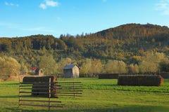 bucovina krajobrazowy Romania zdjęcie stock