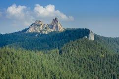 Bucovina mountains landscpae Stock Photos