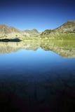 bucura湖国家公园retezat罗马尼亚 免版税图库摄影