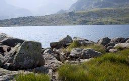 bucura湖 库存图片