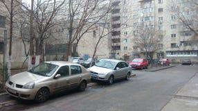 Bucuresti, Romania Fotografie Stock Libere da Diritti