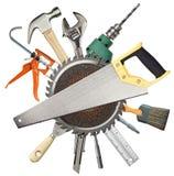 budów narzędzia Zdjęcie Stock