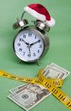 budżeta wakacji czas Zdjęcie Stock