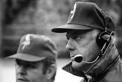 Bud Grant Stock Photography
