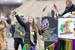 Bud Light Grand Parade photos stock