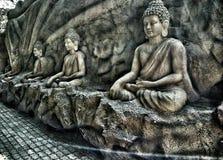 Buda - Ásia de surpresa Fotos de Stock