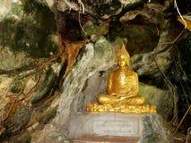 Buda Amnat Charoen, Tailandia Imagen de archivo