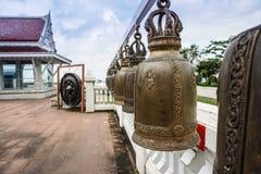 Buda Bell no templo Imagem de Stock Royalty Free