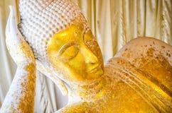 Buda blanco Imagen de archivo libre de regalías