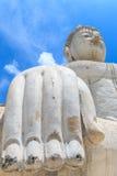 Buda blanco Fotos de archivo