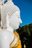 Buda branca fotografia de stock royalty free