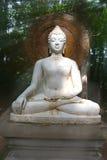 Buda, cara de la estatua del budda Imágenes de archivo libres de regalías