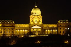 Buda Castle Royalty Free Stock Image