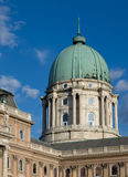 Buda Castle. Castle of Buda in Budapest, architectural detail Stock Photography