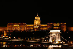The Buda Castle Stock Images