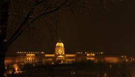 Buda Castle Στοκ Εικόνες