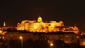 Buda Castle stock image