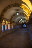 The Buda Castle in Budapest Stock Photos