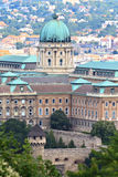 Buda Castle, Budapest, Hungary Royalty Free Stock Image