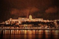 Buda Castle Budapest Hungary. Taken in 2015 stock photos